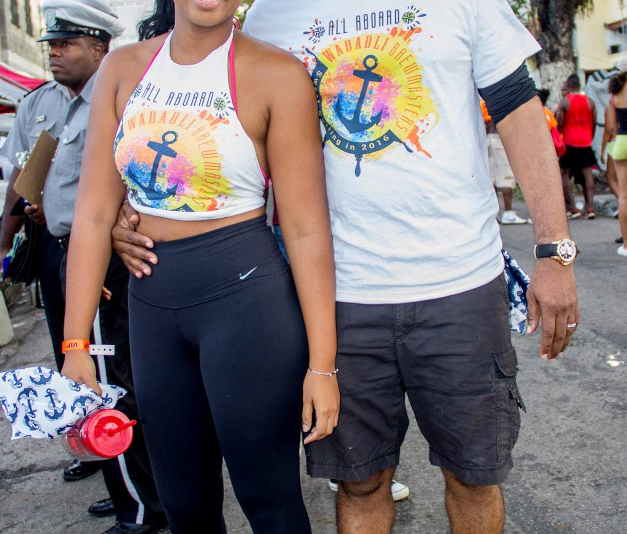Antigua's PM, Gaston Browne.