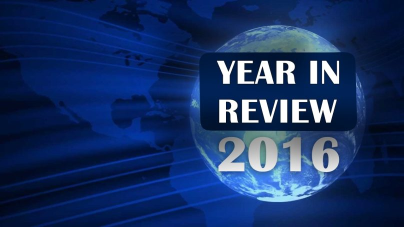 Caribbean Newsline-Year in Review 2016