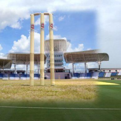 The Brian Lara Cricket Academy opening