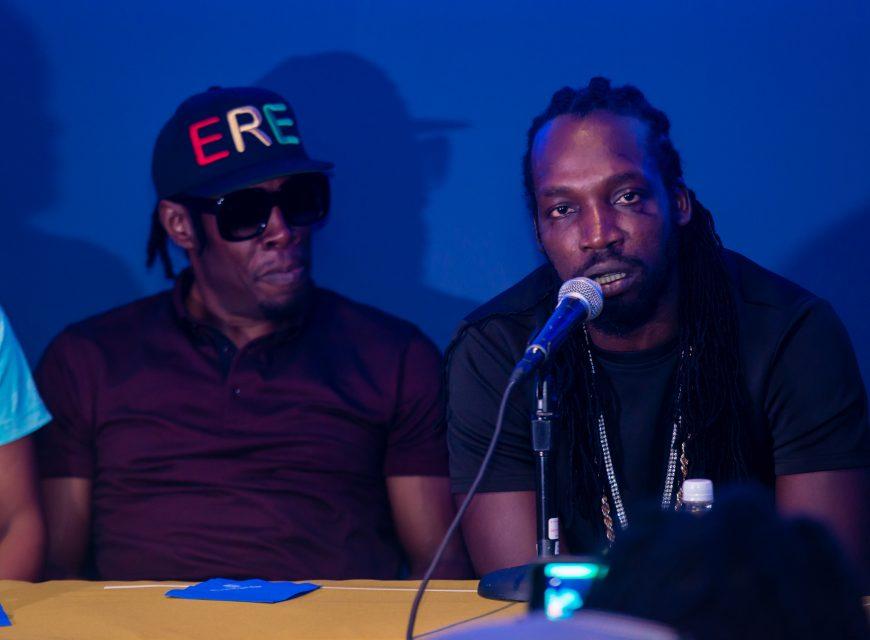 St. Kitts Music Festival - Friday Press Conference, June 23 2017