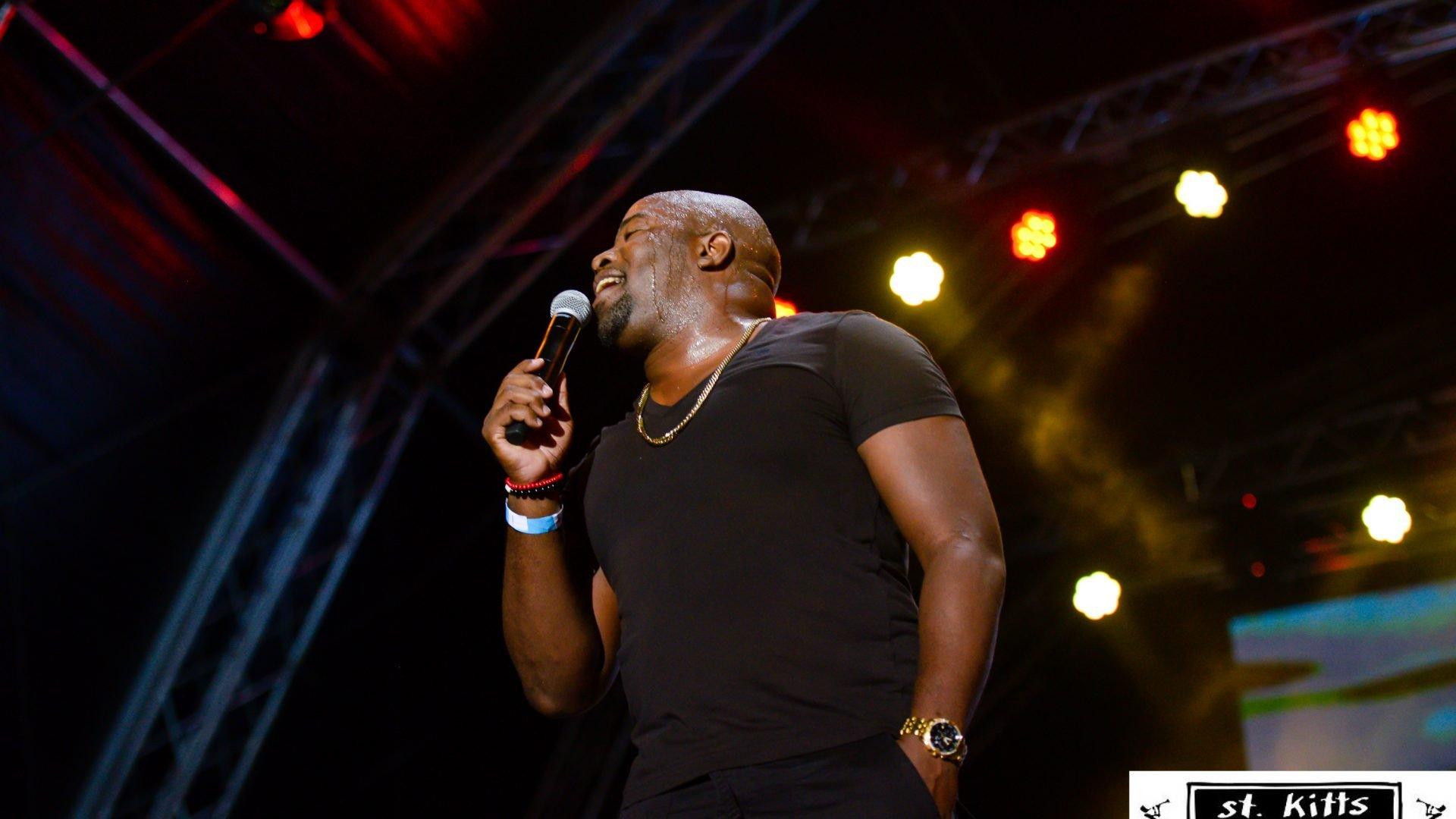 St. Kitts Music Festival - Thursday Night performances, June 22 2017