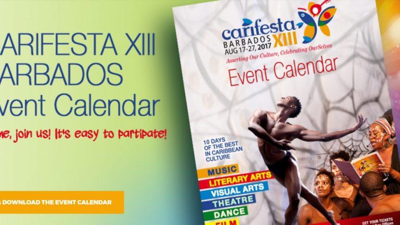 CARIFESTA XIII Opening Ceremony on Sunday at 4pm